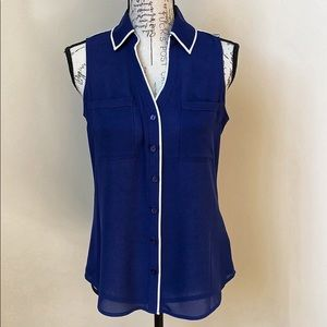 Express Portofino Sleeveless Shirt